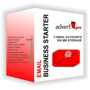 Business Starter Email Hosting in Harare Zimbabwe