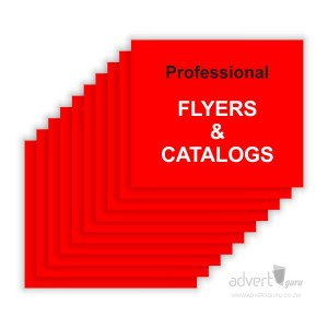 flyers & catalogs in Harare Zimbabwe