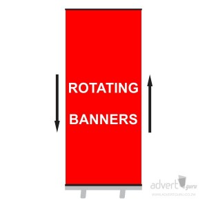 rotating & electric banners in Harare Zimbabwe