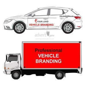 vehicle branding in Harare Zimbabwe